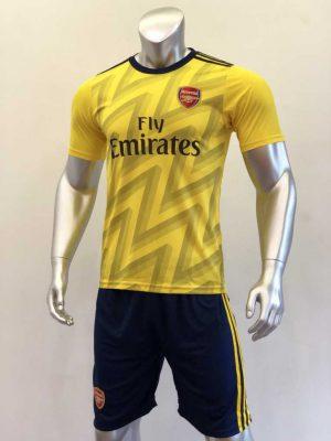 Quần áo bóng đá Arsenal màu Vàng mùa giải 19-20