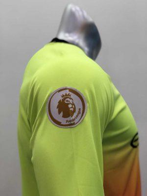 Quần áo bóng đá Manchester City màu Vàng Cam mùa giải 19-20