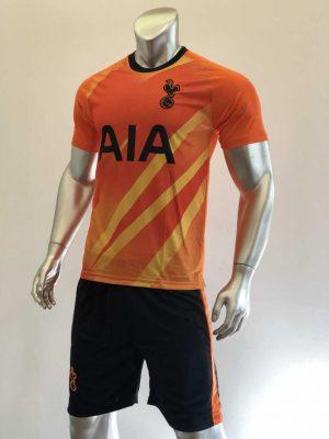 Quần áo bóng đá TOTTENHAM màu Cam mùa giải 19-20