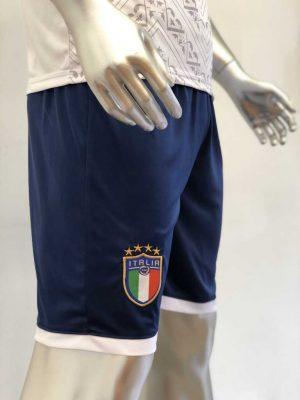 Áo đấu Đội tuyển Italia màu Trắng mùa giải 20-21