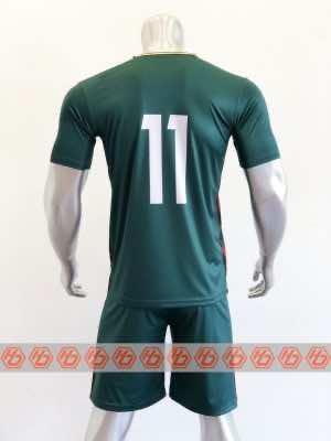 Đồng phục quần áo bóng đá HIGHLAND COFFEE