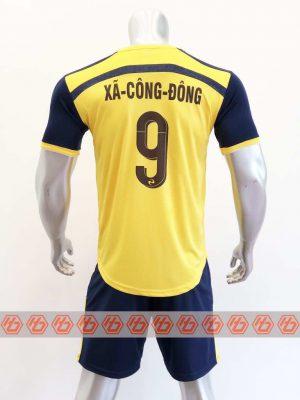 Đồng phục quần áo bóng đá Xã Công Đông