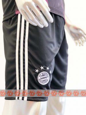 Quần áo bóng đá BAYERN MUNICH màu Đen mùa giải 20-21