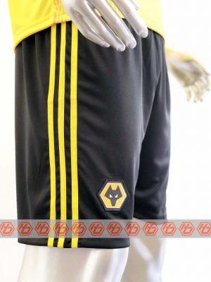 Quần áo bóng đá WOLVES màu Cam mùa giải 20-21