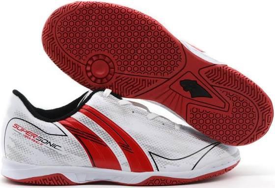 Giày đá banh PAN SUPER SONIC IC màu xám