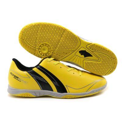 Giày đá banh PAN SUPER SONIC IC màu vàng