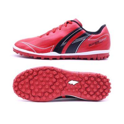 Giày đá banh PAN SUPER SONIC TF màu Đỏ