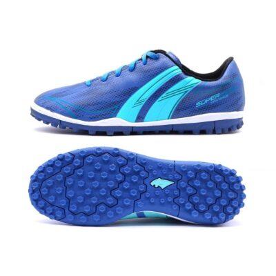 Giày đá banh PAN SUPER SONIC TF màu xanh bích