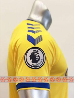 Quần áo bóng đá Everton màu Vàng mùa giải 20-21 mặt vai