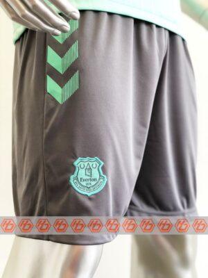 Quần áo bóng đá Everton màu Xanh Ngọc mùa giải 20-21 mặt quần