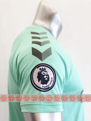 Quần áo bóng đá Everton màu Xanh Ngọc mùa giải 20-21 mặt vai