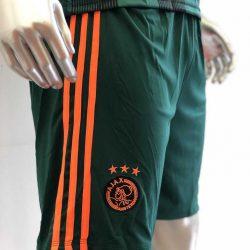 Quần áo bóng đá AJAX màu Xanh Rêu mùa giải 19-20