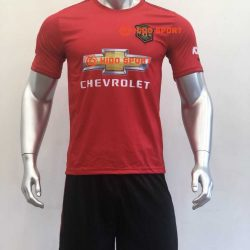 Quần áo bóng đá Arsenal màu Đỏ mùa giải 19-20