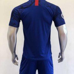 Quần áo bóng đá Chelsea màu Xanh Bích mùa giải 19-20