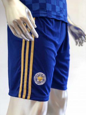 Quần áo bóng đá Leicester màu Xanh Bích mùa giải 19-20