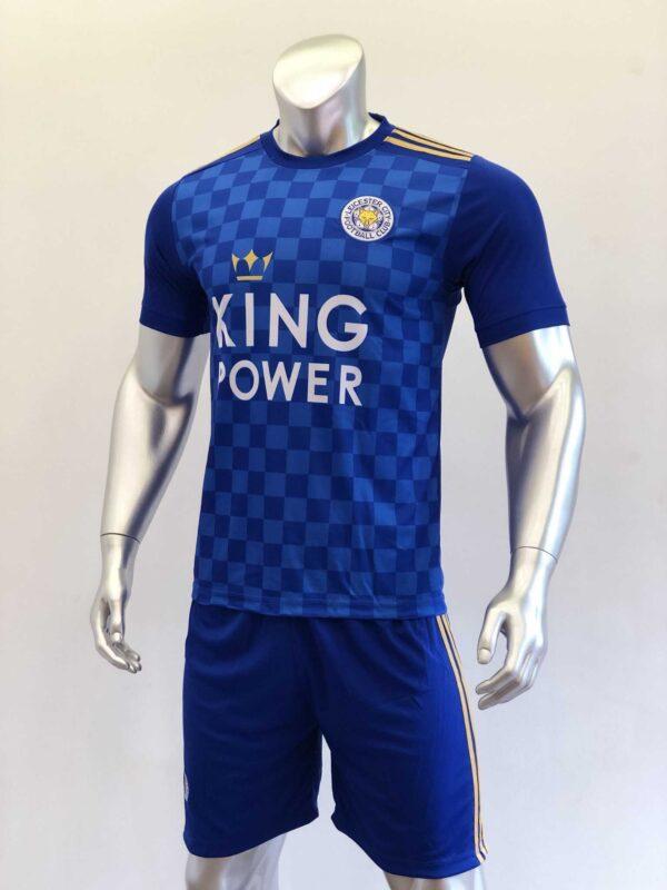 Quần áo bóng đá Leicester màu Hồng mùa giải 19-20