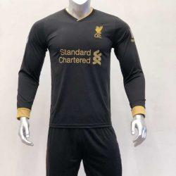 Quần áo bóng đá Liverpool màu Trắng mùa giải 19-20