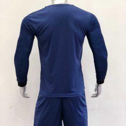 Quần áo bóng đá Real Madrid màu Xanh Đen mùa giải 19-20
