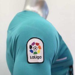 Quần áo bóng đá Tay dài BARCELONA màu Xanh Ngọc mùa giải 19-20