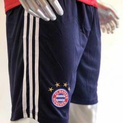 Quần áo bóng đá Tay dài BAYERN MUNICH màu Đỏ mùa giải 19-20