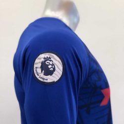 Quần áo bóng đá Tay Dài CHELSEA màu Đen mùa giải 19-20