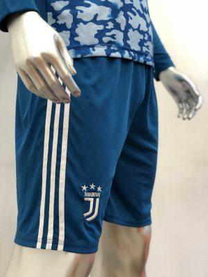 Quần áo bóng đá Juventus màu Xanh Bích mùa giải 19-20