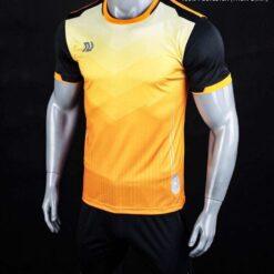 Áo bóng đá không logo cao cấp BULBAL VICTOR màu Vàng