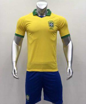 Áo đấu Đội Tuyển Brazil màu Vàng mùa giải 19-20