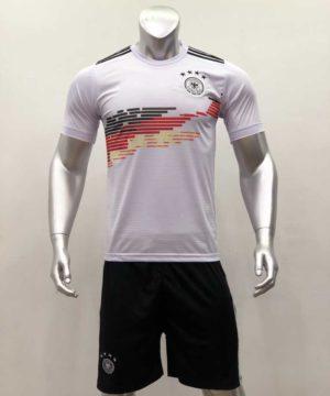 Áo đấu Đội Tuyển ĐỨC màu Trắng mùa giải 19-20
