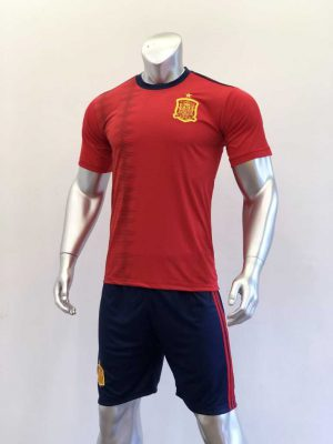Áo đấu Đội Tuyển Tây Ban Nha màu Đỏ mùa giải 20-21