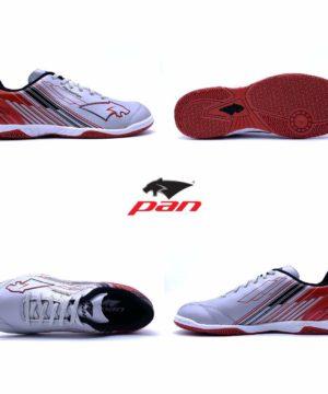 Giày đá banh đế bằng PAN REBELLER Sân cỏ nhân tạo Màu Xám mới