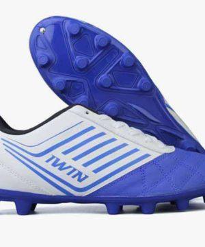 Giày đá banh Đế đinh IWIN VIGOR Sân cỏ tự nhiên màu Xanh Bích mới