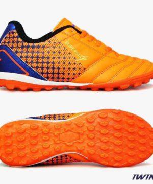 Giày đá banh Đế đinh TF IWIN SUPERSTAR Sân cỏ nhân tạo màu Cam