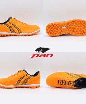 Giày đá banh Đế đinh TF PAN VIGOR 8 Sân cỏ nhân tạo màu Cam mới