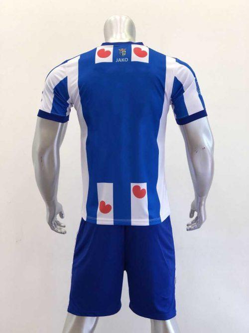 Quần áo bóng đá HEERENVEEN màu Cam mùa giải 20-21