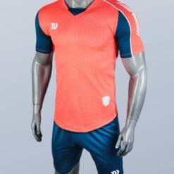Áo bóng đá không logo cao cấp BULBAL LANZA màu Cam