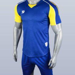 Áo bóng đá không logo cao cấp BULBAL LANZA màu Xanh Bích