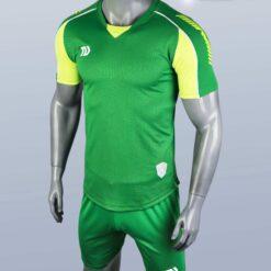 Áo bóng đá không logo cao cấp BULBAL LANZA màu Xanh Chuối