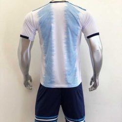 Áo đấu Đội tuyển Argentina màu Trắng Sọc Xanh mùa giải 19-20