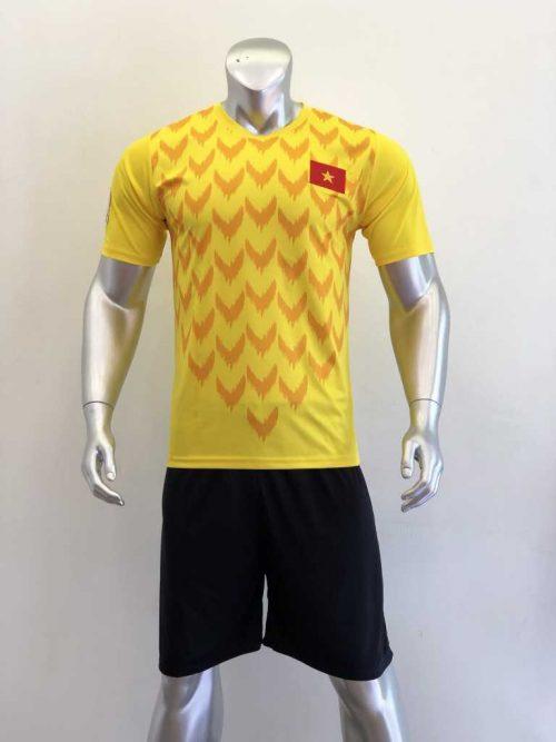 Áo đấu Đội Tuyển Việt Nam màu Vàng mùa giải 20-21