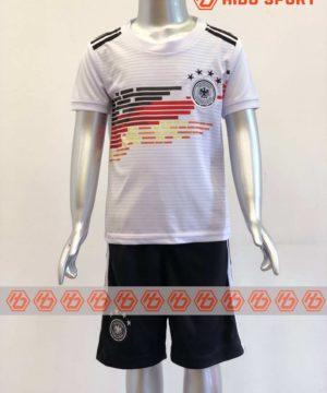Áo đấu Trẻ Em Đội tuyển Đức màu Trắng mùa giải 19-20