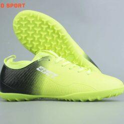 Giày đá banh Đế đinh TF EBET EB205N Sân cỏ nhân tạo màu Xanh Chuối mới