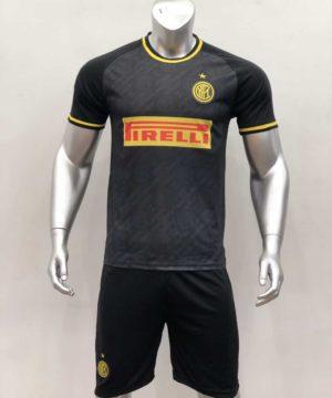 Quần áo bóng đá INTER MILAN màu Đen mùa giải 19-20