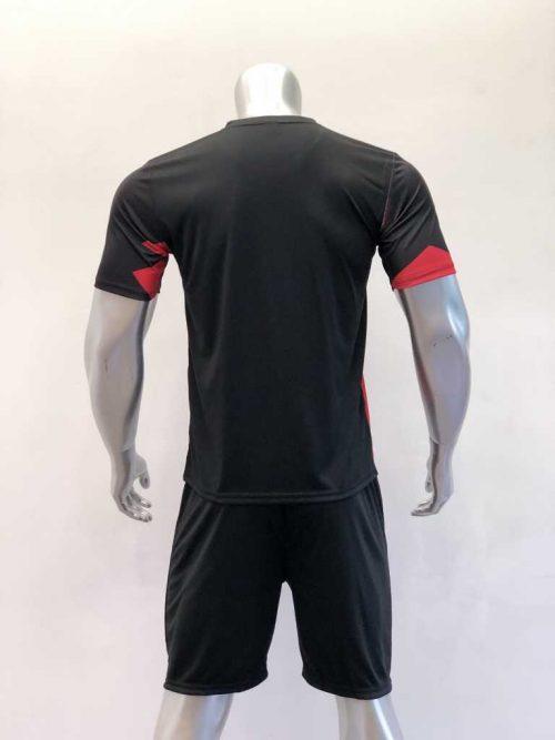 Quần áo bóng đá PSG màu Đen Đỏ mùa giải 19-20