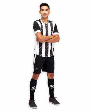 Áo bóng đá không logo cao cấp HUBERT màu Đồng mới