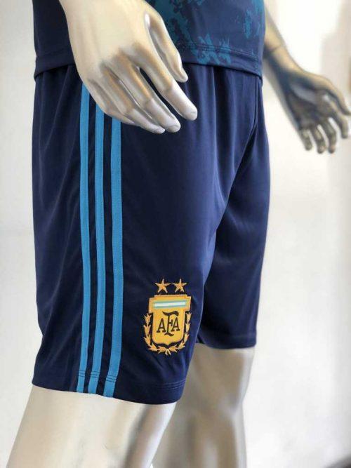Áo đấu Đội tuyển Argentina màu Xanh Đậm mùa giải 20-21