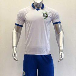 Áo đấu Đội Tuyển Brazil màu Trắng mùa giải 20-21