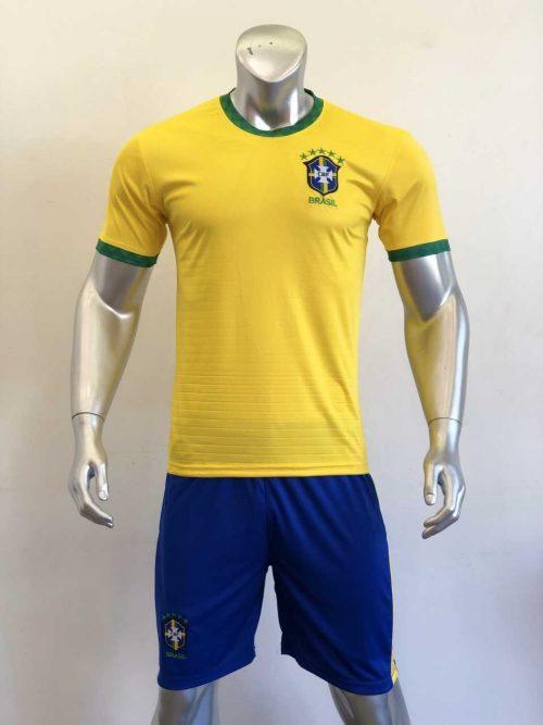 Áo đấu Đội Tuyển Brazil màu Vàng mùa giải 20-21