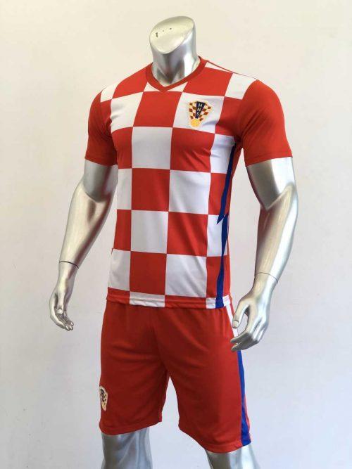 Áo đấu Đội tuyển Croatia màu Caro Đỏ Trắng mùa giải 20-21