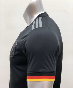 Áo đấu Đội Tuyển Đức hàng Thái cao cấp màu Đen 2020